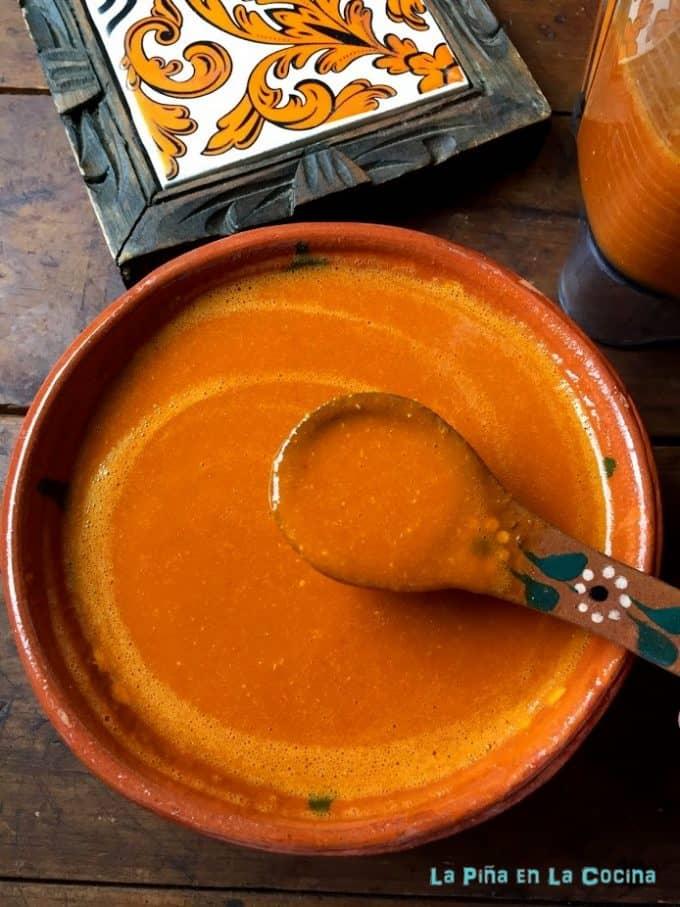 salsa for birria