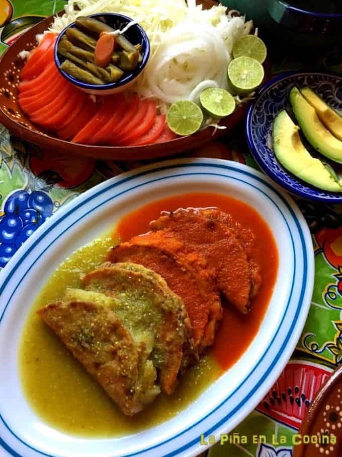 Potato Tacos (Tacos de Papa)