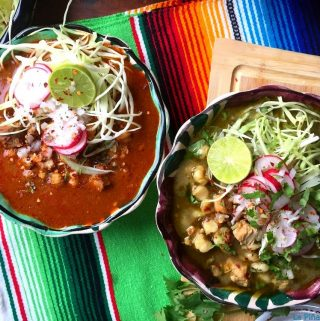 Pozole With Juanitas Foods #juanitasfoods #pozole #ad
