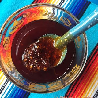 How To Prepare Chile Oil (Mild Salsa Macha) #chileoil