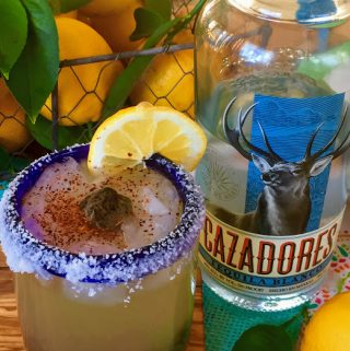 Saladito Lemon Margarita