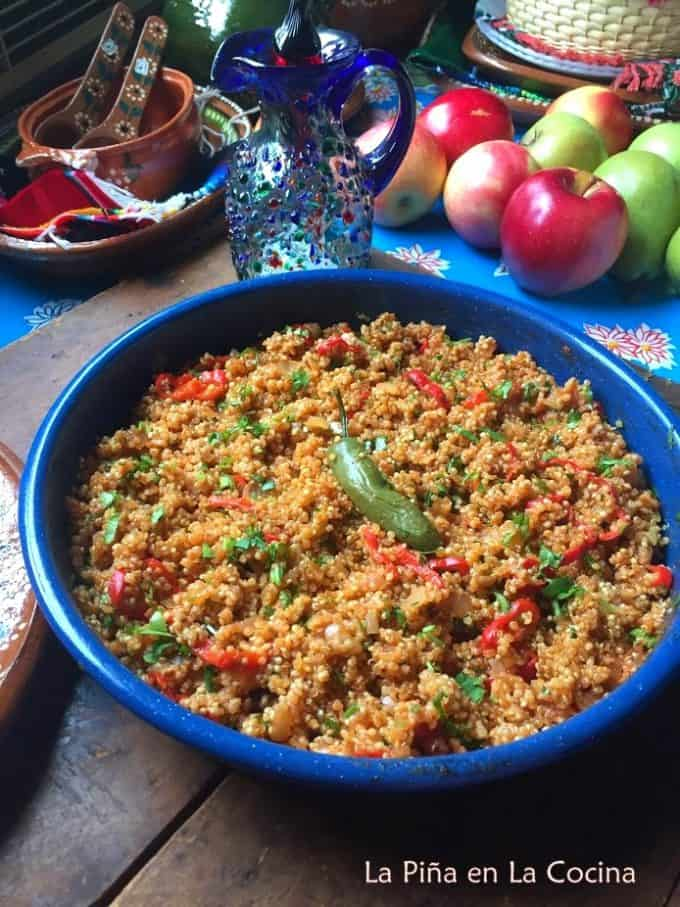 Mexican-Style Quinoa