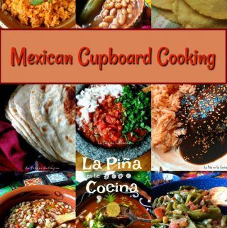 Mexican Cupboard Cooking