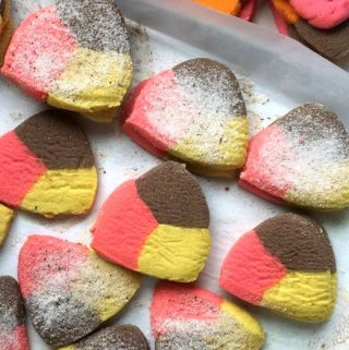 Polvorones-Mexican-Style Cookis