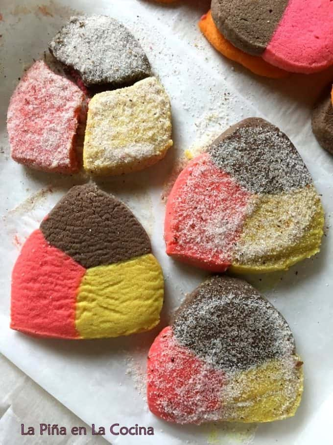 Polvorones-Mexican-Style Cookies