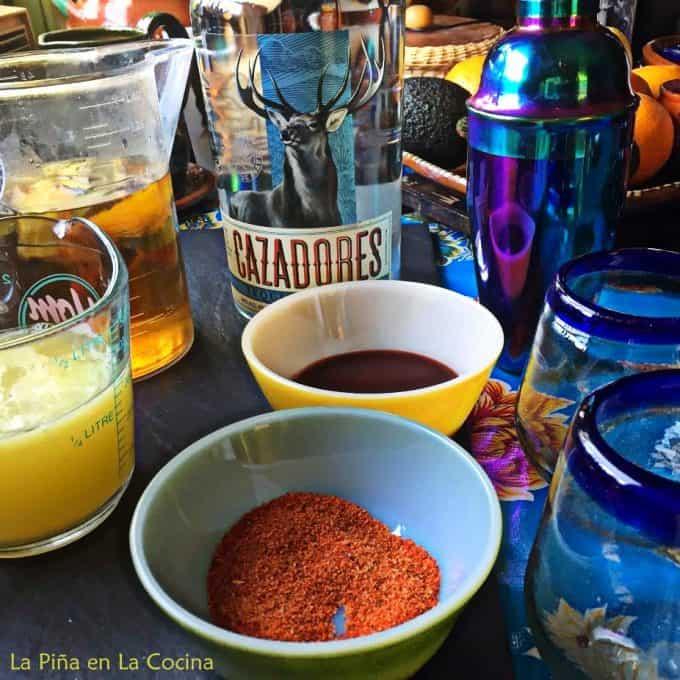 Easy Margaritas